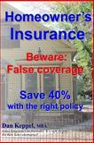 Homeowner's Insurance, Dan Keppel, 1480100870