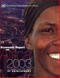 Economic Report on Africa 2003 9789211250879