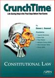 Constitutional Law 2004, Emanuel, Steven, 0735540888