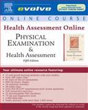 Health Assessment Online for Physical Examination and Health Assessment, Jarvis, Carolyn, 1416040889