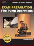 Exam Preparation for Fire Pump Operations, Sturtevant, Thomas B., 1418020885