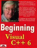 Visual C++ 6, Horton, Ivor, 186100088X