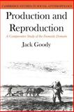 Production and Reproduction : A Comparative Study of the Domestic Domain, Goody, Jack, 0521290880