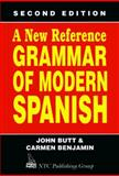 A New Reference Grammar of Modern Spanish, Benjamin, Carmen and Butt, John, 0844270881