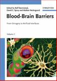 Blood-Brain Barriers : From Ontogeny to Artificial Interfaces, , 3527310886