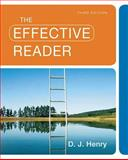 The Effective Reader 3rd Edition