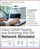 Cisco CCNA Routing and Switching 200-120 Network Simulator, Odom, Wendell and Wilkins, Sean, 0789750880
