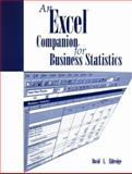 An Excel Companion for Business Statistics, Eldredge, David L., 0538890886