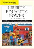 Liberty, Equality, Power : A History of the American People - Since 1863, Murrin, 1111830886