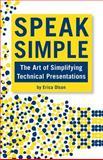 Speak Simple, Erica Olson, 149094088X