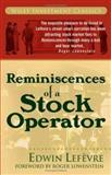 Reminiscences of a Stock Operator, Edwin Lefèvre, 0471770884