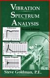 Vibration Spectrum Analysis, Goldman, Steve, 0831130881