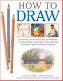 How to Draw, Patricia Monahan and James Horton, 1845370880