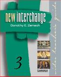 New Interchange Video, Dorothy E. Zemach, 0521010888