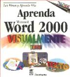 Aprenda Word 2000 Visualmente 9789977540887