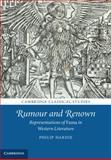 Rumour and Renown, Hardie, Philip, 0521620880