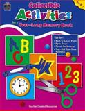 Collectible Activities for a Year-Long Memory Book, Jennie Vanhaelst, 0743930886