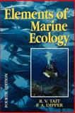 Elements of Marine Ecology, Tait, R. V. and Dipper, Frances, 0750620889