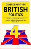 Developments in British Politics 4, Andrew Gamble, Ian Holliday, Patrick Dunleavy, 0312100884