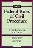 Federal Rules of Civil Procedure 2004, Subrin and Minow, 0735550883