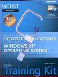 MCDST Self-Paced Training Kit (Exam 70-272) : Supporting Users and Troubleshooting Desktop Applications on a Microsoft Windows XP Operating System, Glenn, Walter, 0735620881