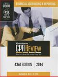 Bisk Education CPA Review, FAR Volume, Bisk, 0881280895