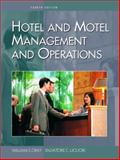 Hotel and Motel Management and Operations, Gray, William S. and Liguori, Salvatore C., 0130990892