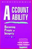 Accountability, Wayne Schmidt and Yvonne Prowant, 0898270898