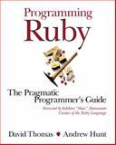 Programming Ruby 9780201710892