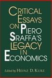 Critical Essays on Piero Sraffa's Legacy in Economics 9780521580892