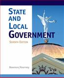 State and Local Government, Kearney, Richard C. and Bowman, Ann O'M, 0618770895