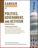 Politics, Government, and Activism, Axelrod-Contrada, Joan, 081607089X