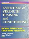 Essentials of Strength Training and Conditioning : National Strength and Conditioning Association, Harris, Janet C. and Hoffman, Shirl J., 0736000895
