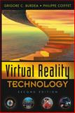 Virtual Reality Technology, Burdea, Grigore C. and Coiffet, Philippe, 0471360899