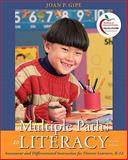 Multiple Paths to Literacy : Assessment and Differentiated Instruction for Diverse Learners, K-12, Gipe, Joan P., 0132080893