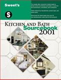Sweet's Kitchen and Bath Sourcebook 2001, , 0071370897