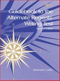 Guidebook to the Alternate Regents' Writing Test 9780072380903