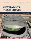 Mechanics of Materials, Beer, Ferdinand Pierre and Johnston, E. Russell, 0072980907
