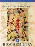 Biochemistry, Biomolecules Vol. 1 : Chapters 1-29, Voet, Donald and Voet, Judith G., 0471250902