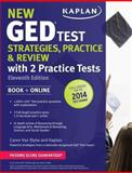 Kaplan New GED®, Caren Van Slyke, 1609780906