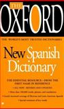 The Oxford New Spanish Dictionary 2nd Edition