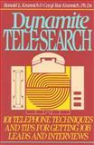 Dynamite Tele-Search, Ronald L. Krannich and Caryl Rae Krannich, 0942710908