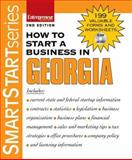 How to Start a Business in Georgia, Entrepreneur Press Staff, 1599180901