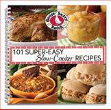 101 Super Easy Slow-Cooker Recipes Cookbook, Gooseberry Patch, 1620930900