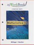 MyWorkBook for Developmental Mathematics, Bittinger, Marvin L. and Beecher, Judith A., 0321730909