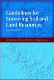 Guidlelines for Surveying Soil and Land Resources, Mckenzie, N. J. and Ringrose-Voase, A. J., 0643090916