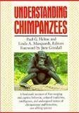 Understanding Chimpanzees, Jane Goodall, 0674920910