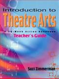 Introduction to Theatre Arts, Suzi Zimmerman, 1566080916