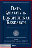 Data Quality in Longitudinal Research, , 052138091X