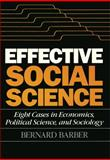 Effective Social Science 9780871540911